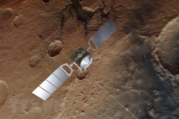 [Video] NASA phat hien dau hieu 'dong dat' tren sao Hoa hinh anh 1