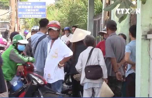 [Video] Bat nghi can sat hai 3 nguoi trong gia dinh o Binh Duong hinh anh 1