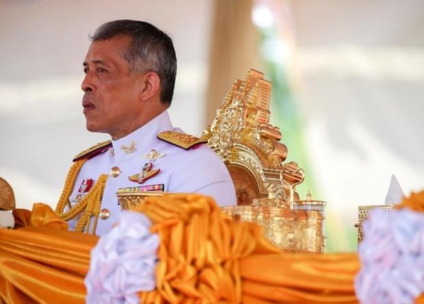 Thai Lan chuan bi cho Le Dang quang cua Nha vua Rama X hinh anh 1