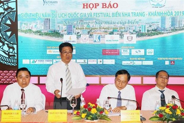Festival Bien Nha Trang 2019: Hap dan voi 'Sac mau cua bien' hinh anh 2