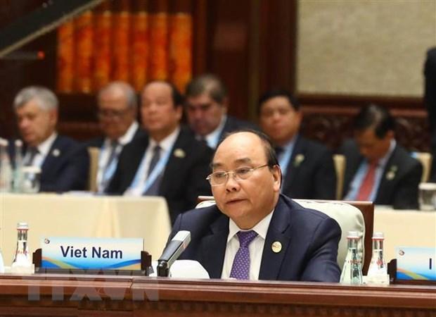 Viet Nam se tiep tuc hop tac tot voi Trung Quoc va cac nuoc hinh anh 1