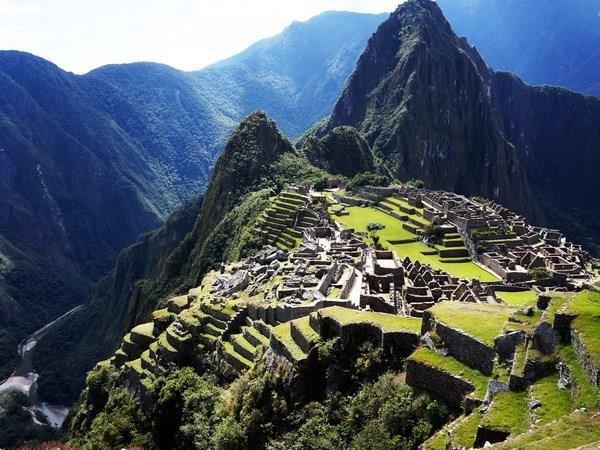 Peru gioi han gio tham quan de bao ton di tich Machu Picchu hinh anh 1