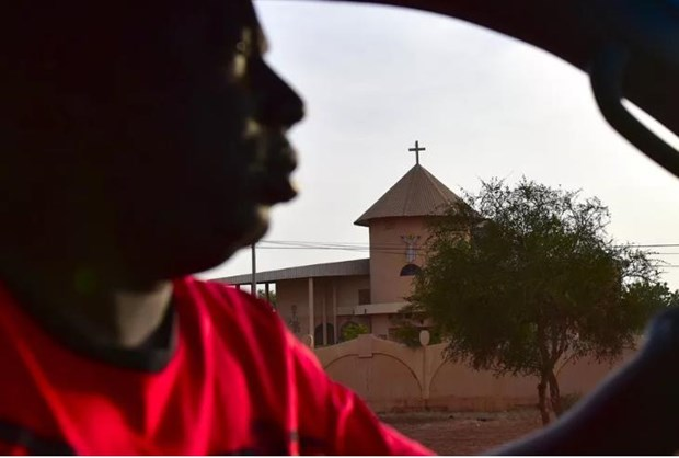 Burkina Faso: Tan cong vao dam ruoc ton giao, nhieu nguoi thiet mang hinh anh 1