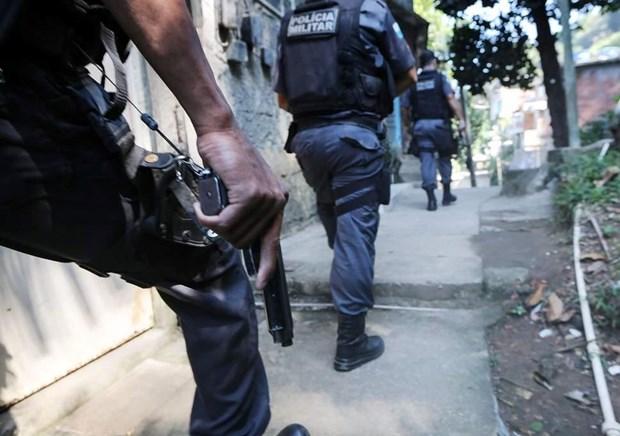 Brazil: No sung tai mot quan bar, it nhat 11 nguoi thiet mang hinh anh 1