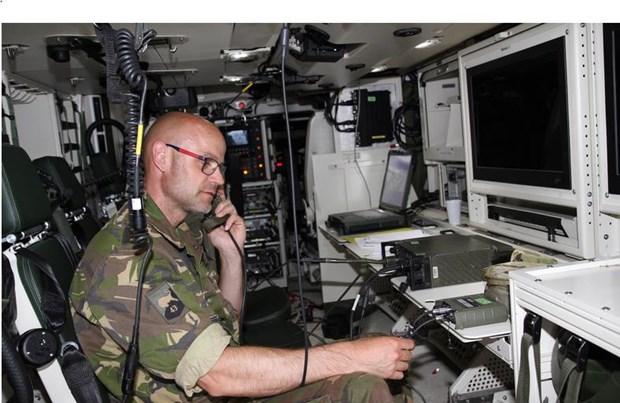 NATO bat dau cuoc tap tran thuong nien Steadfast Cobalt tai Romania hinh anh 1