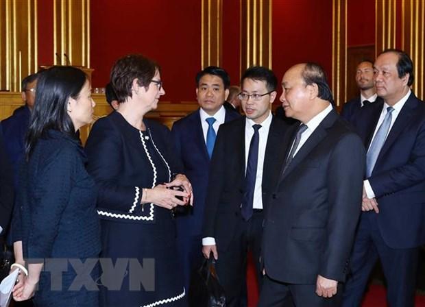 Quan hệ Việt Nam - Na Uy không ngừng được củng cố và mở rộng - 2