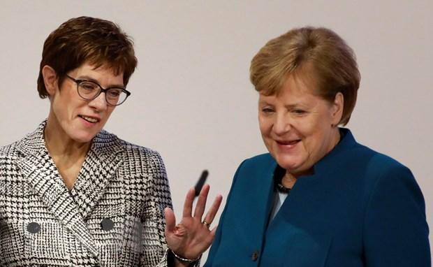Da so dan Duc muon Thu tuong Angela Merkel tiep tuc tai nhiem hinh anh 1