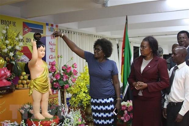 Le Phat dan 2019 - Cau noi van hoa Viet Nam va Mozambique hinh anh 1