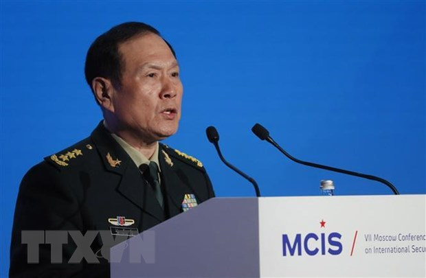 Trung Quoc tuyen bo san sang mo cua cho dam phan thuong mai voi My hinh anh 1