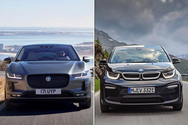 BMW va Jaguar Land Rover hop tac phat trien dong co cho xe dien hinh anh 1