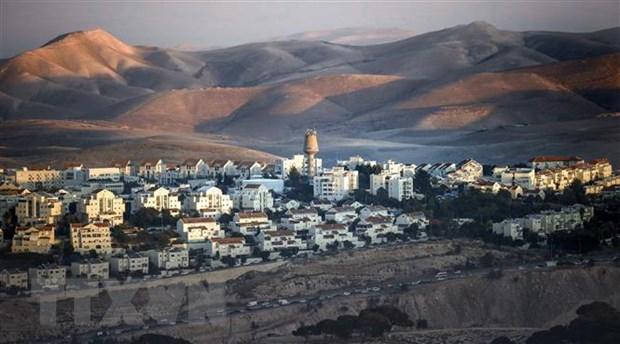 Dai su My: Israel co the giu lai cac khu vuc thuoc Bo Tay hinh anh 1