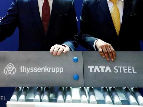 EU phu quyet ke hoach sap nhap tap doan thep Thyssenkrupp-Tata hinh anh 1