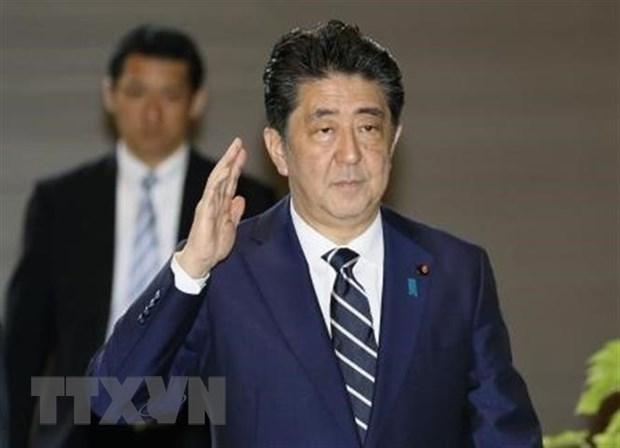 Nhat Ban: Thu tuong Shinzo Abe bac kha nang giai tan Ha vien hinh anh 1