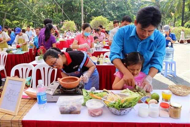 TP Ho Chi Minh: Tuyen duong 100 gia dinh van hoa, hanh phuc tieu bieu hinh anh 1