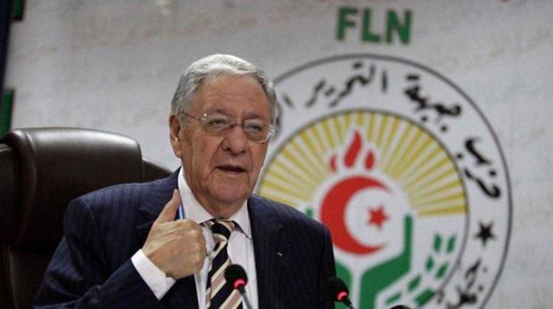 Algeria bat Pho Chu tich Thuong vien than cuu Tong thong Bouteflika hinh anh 1