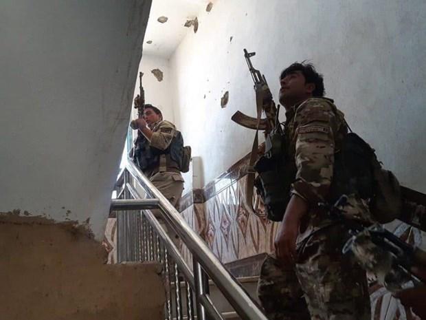 Taliban nhan la thu pham vu tan cong khach san tai Afghanistan hinh anh 1