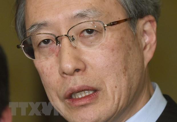 Nhat Ban phan doi Han Quoc dua tranh cai thuong mai len WTO hinh anh 1