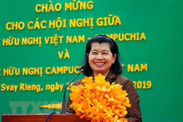 Hoi Huu nghi Viet Nam-Campuchia hoat dong co chieu sau va hieu qua hinh anh 1