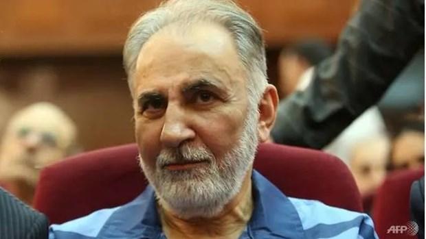 Iran: Cuu Thi truong Tehran bi ket an tu hinh voi toi danh giet vo hinh anh 1