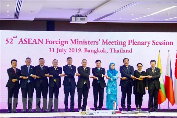 Khai mac Hoi nghi Bo truong Ngoai giao ASEAN lan thu 52 hinh anh 3