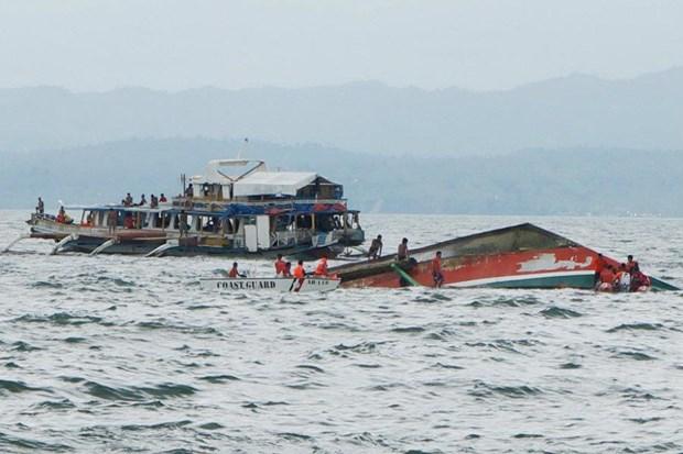 Dam pha cho khach tai Philippines, 20 nguoi thiet mang va mat tich hinh anh 1