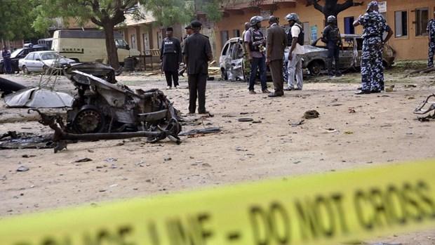 Nigeria: Lien tiep danh bom lieu chet khien 11 nguoi thuong vong hinh anh 1