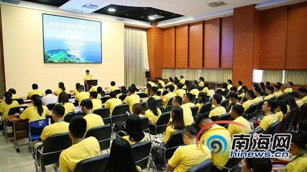 Viet Nam tham du Lien hoan giao luu thanh nien uu tu Trung Quoc-ASEAN hinh anh 1