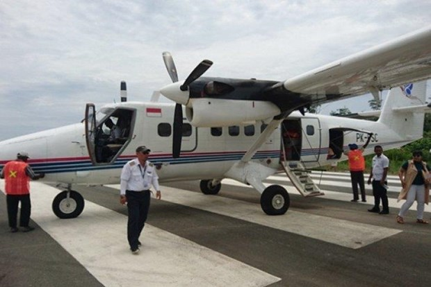 Indonesia: Mot chiec thuy phi co Twin Otter mat tich tai Papua hinh anh 1