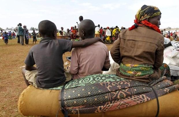 Gan 600 nguoi ti nan Burundi tai Tanzania tinh nguyen hoi huong hinh anh 1