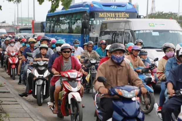 Dan so Thanh pho Ho Chi Minh gan 9 trieu nguoi, dong nhat ca nuoc hinh anh 1