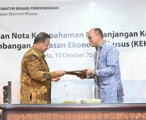 Indonesia dat muc tieu hoan thanh 17 dac khu kinh te trong nam 2019 hinh anh 1