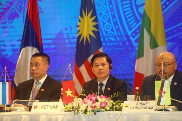 ASEAN va Nhat Ban thuc day hop tac ve giao thong van tai hinh anh 1