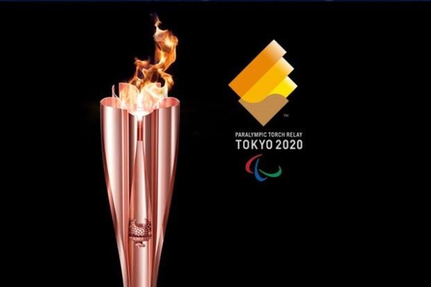 Hoanh trang Le ruoc duoc Paralympic Tokyo 2020 tren xu Phu Tang hinh anh 1