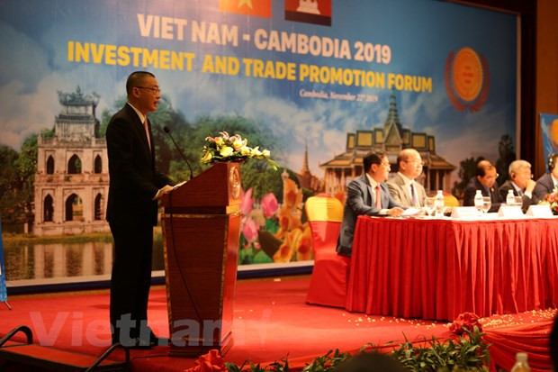 Doanh nghiep Viet Nam-Campuchia tim kiem co hoi hop tac dau tu hinh anh 2