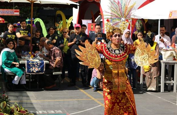 ASEAN quang ba cac net dep van hoa truyen thong tai Mexico hinh anh 1