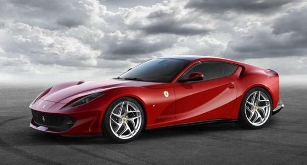 Ferrari tuyen bo ra mat xe chay hoan toan bang dien vao nam 2025 hinh anh 1
