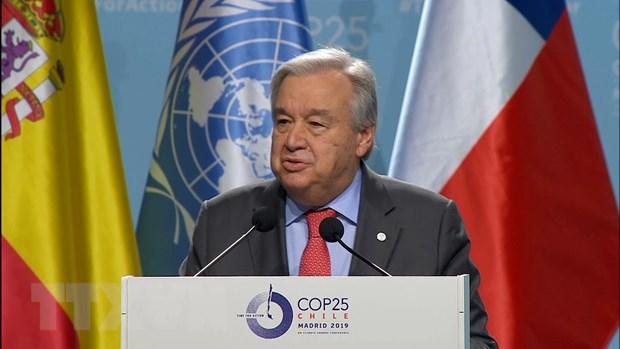 Hoi nghi COP 25: Danh mat co hoi de giai cuu Trai Dat hinh anh 1
