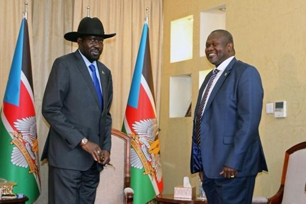 Nam Sudan phan doi lenh trung phat cua My nham vao 2 quan chuc cap cao hinh anh 1