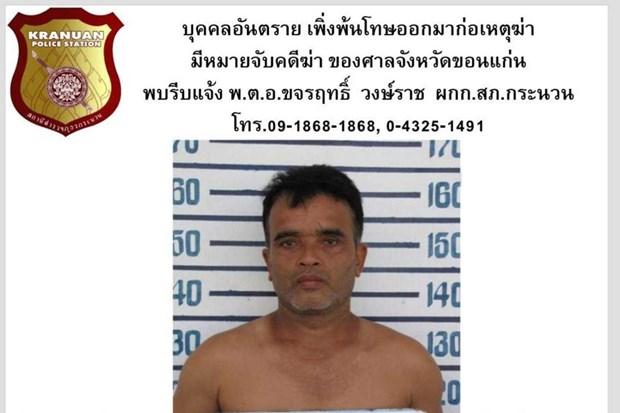 Thai Lan: Ke sat nhan hang loat tiep tuc giet nguoi ngay khi vua ra tu hinh anh 1
