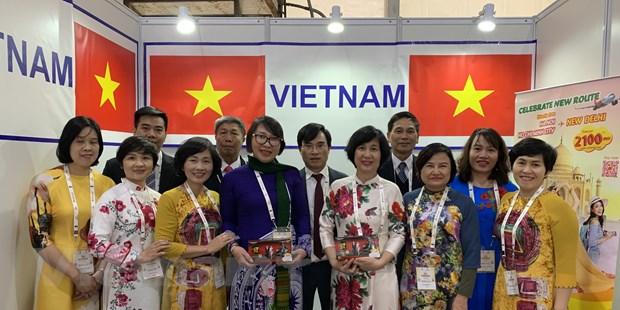 Thuc day hop tac y hoc co truyen giua Viet Nam va An Do hinh anh 1