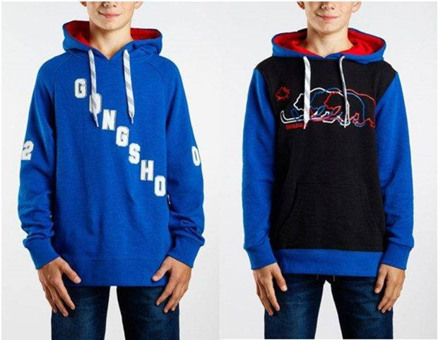 Canada thu hoi hang nghin ao hoodie Trung Quoc co the gay nguy hiem hinh anh 1