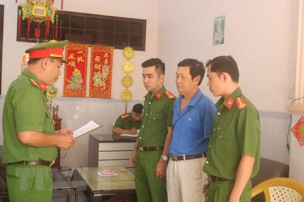 Tra Vinh: Khoi to them 2 bi can gay that thoat tai san nha nuoc hinh anh 2