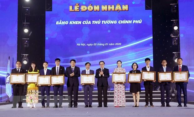 Hoi Sinh vien Viet Nam vinh du don nhan Huan chuong Doc lap hang Nhat hinh anh 1
