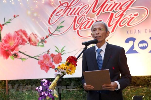Nguoi Viet Nam tai Argentina tung bung chao don Xuan Canh Ty hinh anh 1