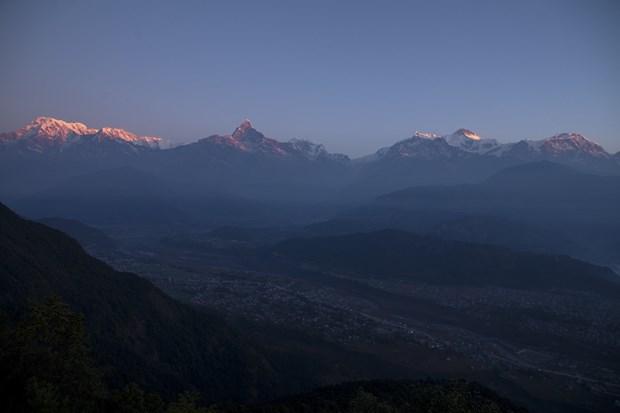 Nepal: Bay nguoi leo nui mat tich trong vu lo tuyet o nui Annapurna hinh anh 1