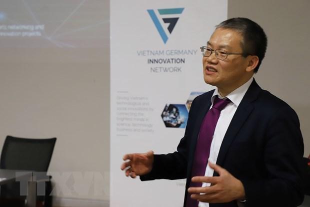 Đại hội thành lập Mạng lưới Đổi mới sáng tạo Việt-Đức tại Berlin