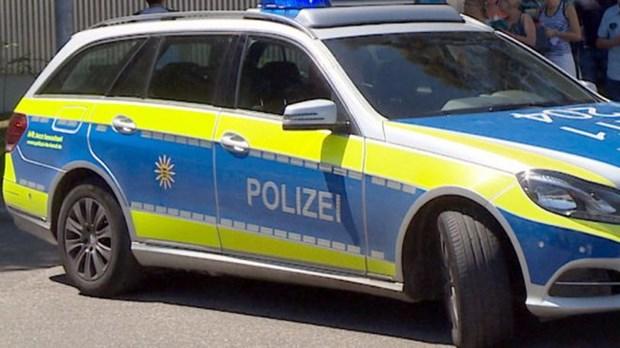 Xả súng tại thị trấn Rot am See của Đức làm 6 người thiệt mạng