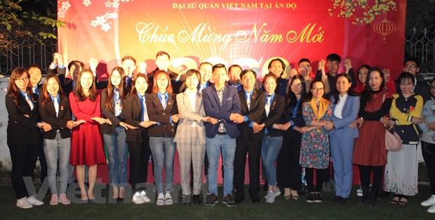 Viet Nam tham gia Chuong trinh giao luu thanh nien quoc te o An Do hinh anh 1