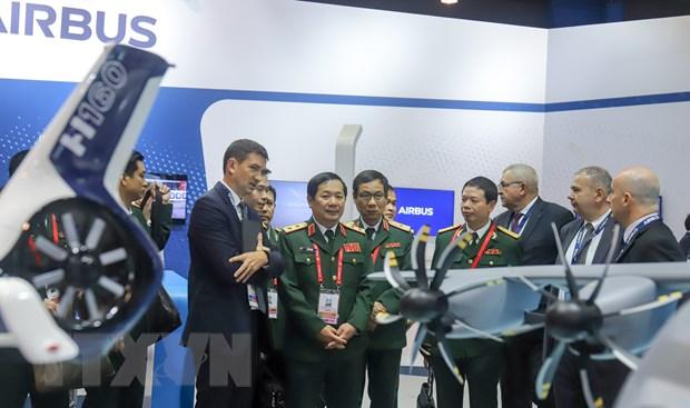Viet Nam-Singapore tham van hoat dong quan su-quoc phong ASEAN hinh anh 1