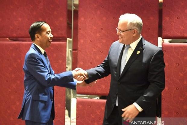 Australia va Indonesia de cao UNCLOS 1982 trong van de Bien Dong hinh anh 1